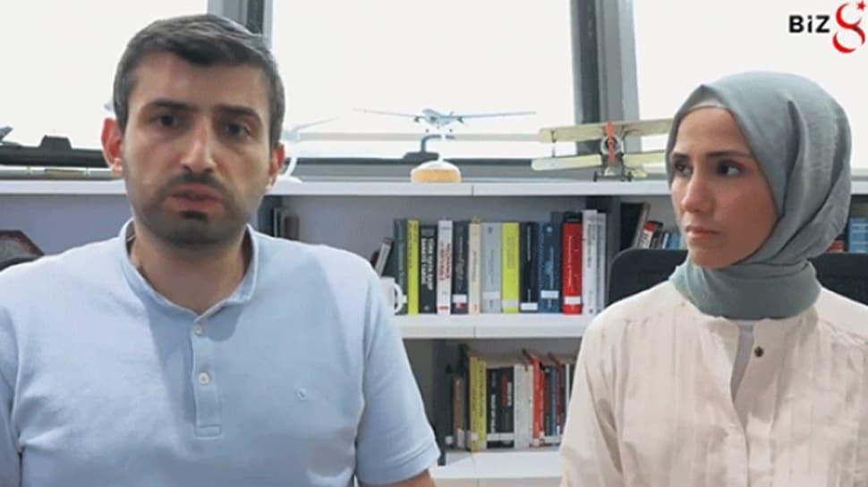 Sümeyye ve Selçuk Bayraktar, 15 Temmuz gecesi yaşadıklarını anlattı