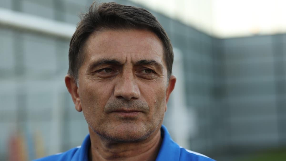 Çaykur Rizespor'u ligdeki son 2 maça Mehmet Ali Karaca hazırlayacak