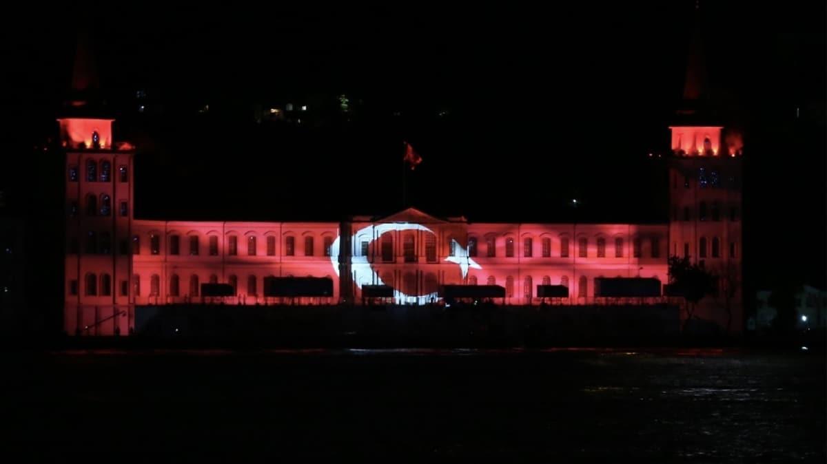 Türkiye'de ilk kez 200 drone ile gösteri! İletişim Başkanlığı'ndan hafızalara kazınan 15 Temmuz programı