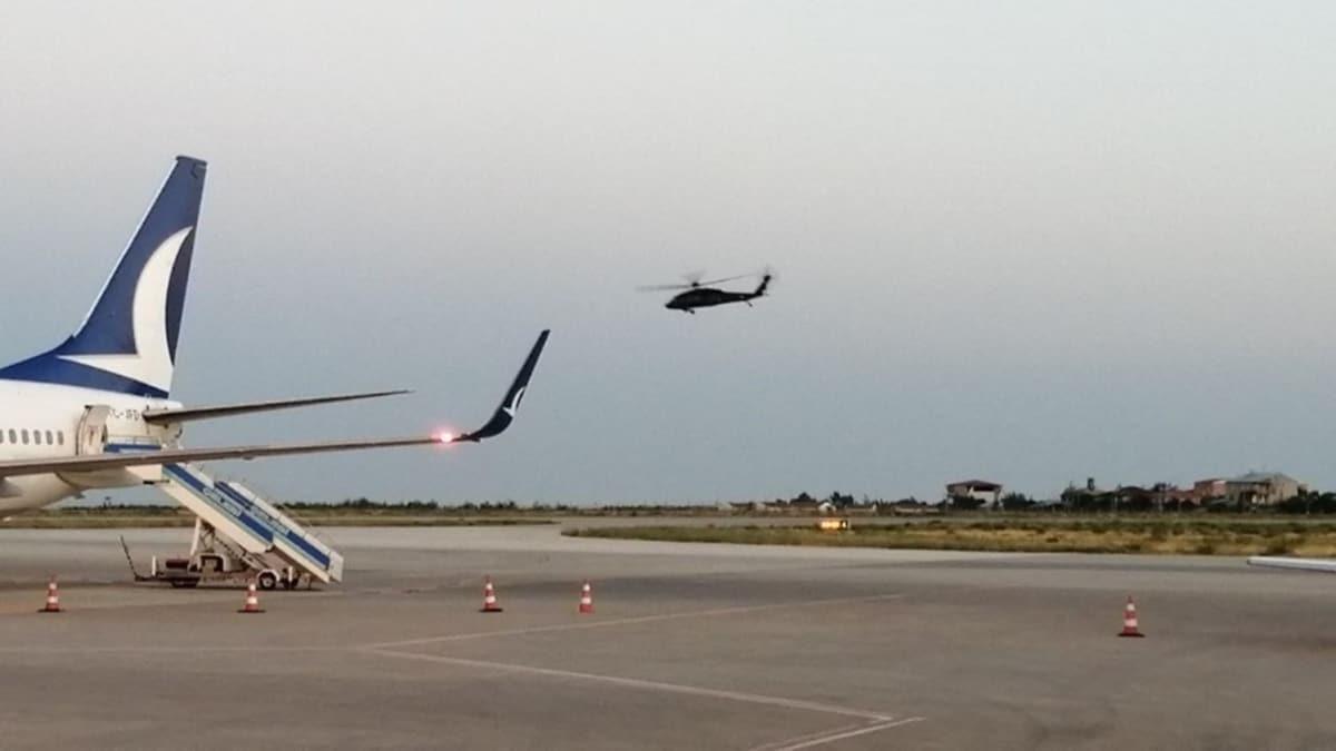 Van'da keşif uçağı düştü: 7 emniyet mensubu şehit oldu