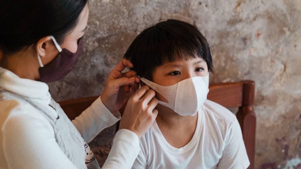 1000 çocuk hasta ile yapılan çalışmaya göre KOVİD-19 seyri düşüyor