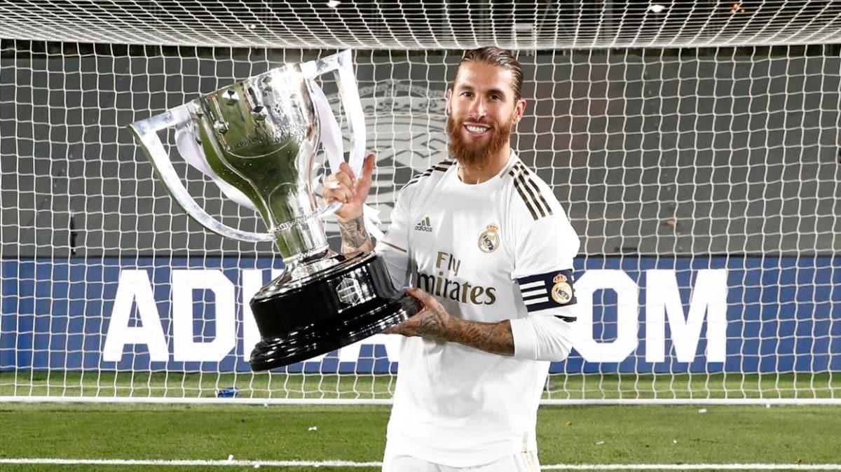 Real Madrid toplam kupa sayısında Barcelona'yı yakaladı