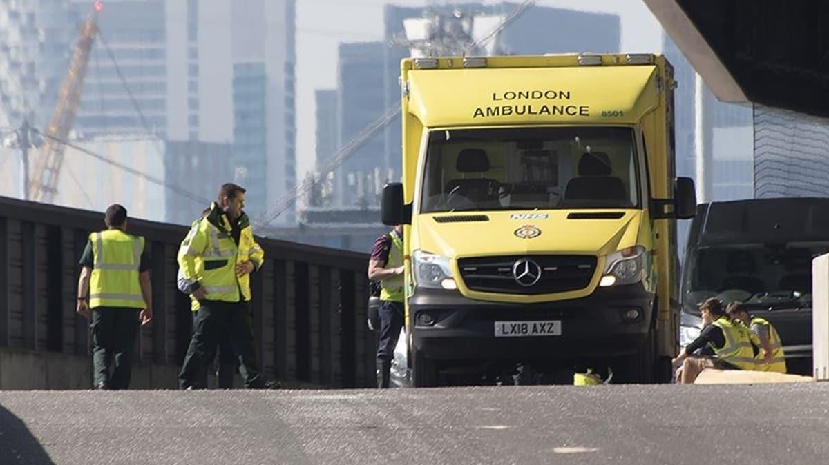 İngiltere'de koronavirüs nedeniyle ölü sayısı 45 bin 233'e çıktı