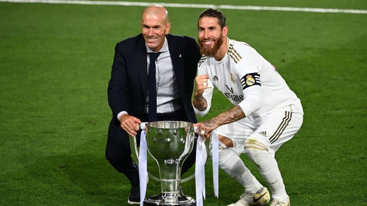 Real Madrid, La Liga'da şampiyonluğunu ilan etti