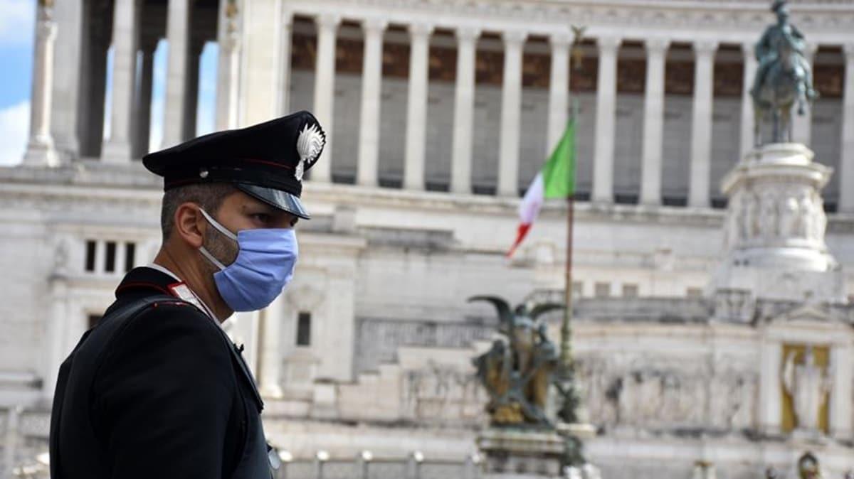 İtalya'da koronavirüsten ölenlerin sayısı 35 bin 42'ye yükseldi