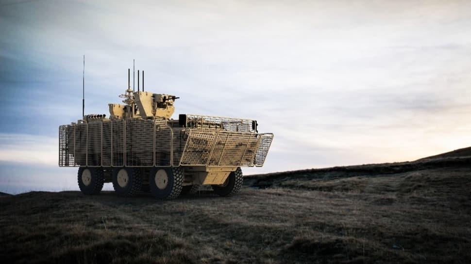 Pars 6x6 Mayına Karşı Korumalı Araç'ın ilk montajı gerçekleştirildi: 2021 yılında envantere girecek