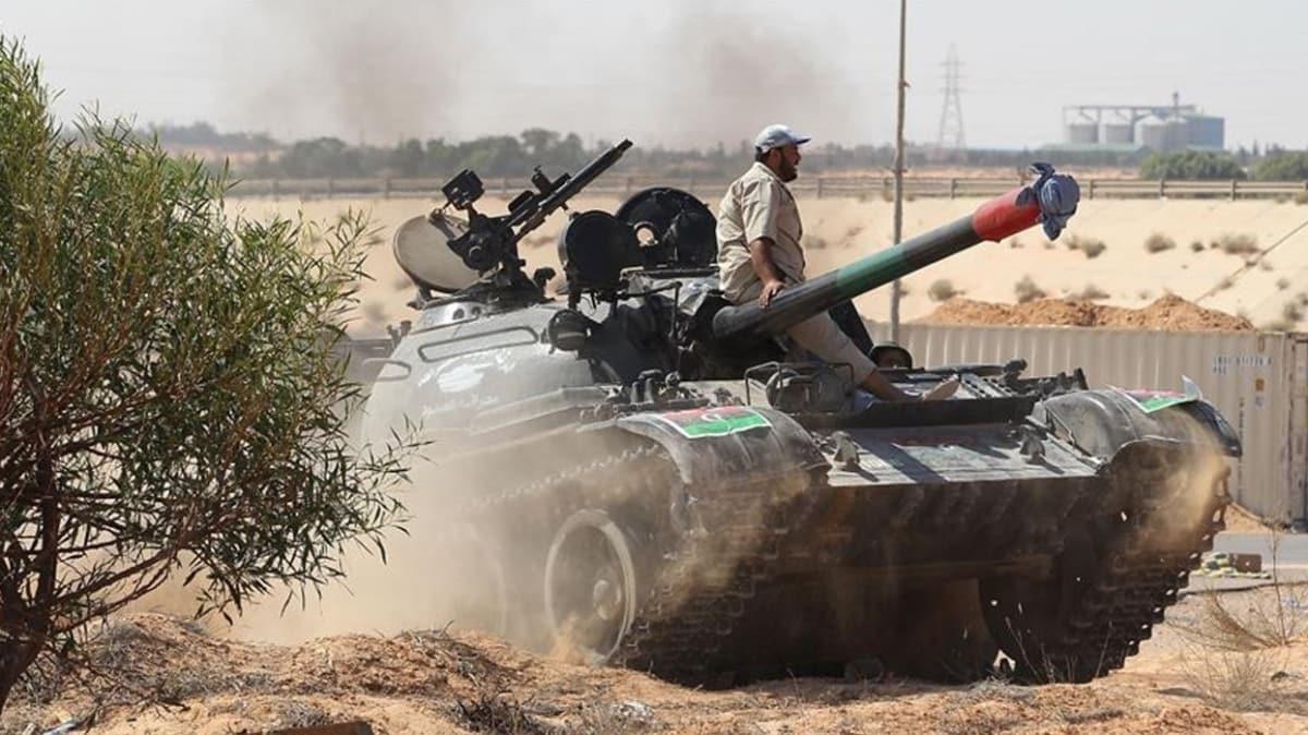 Libya ordusundan askeri sevkiyat... Hedef Sirte ve Cufra
