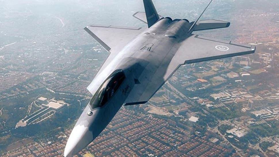 Milli Muharip Uçak kapsamında yürütülen 'Yıldırım Test Tesisi' çalışmaları tüm hızıyla devam ediyor
