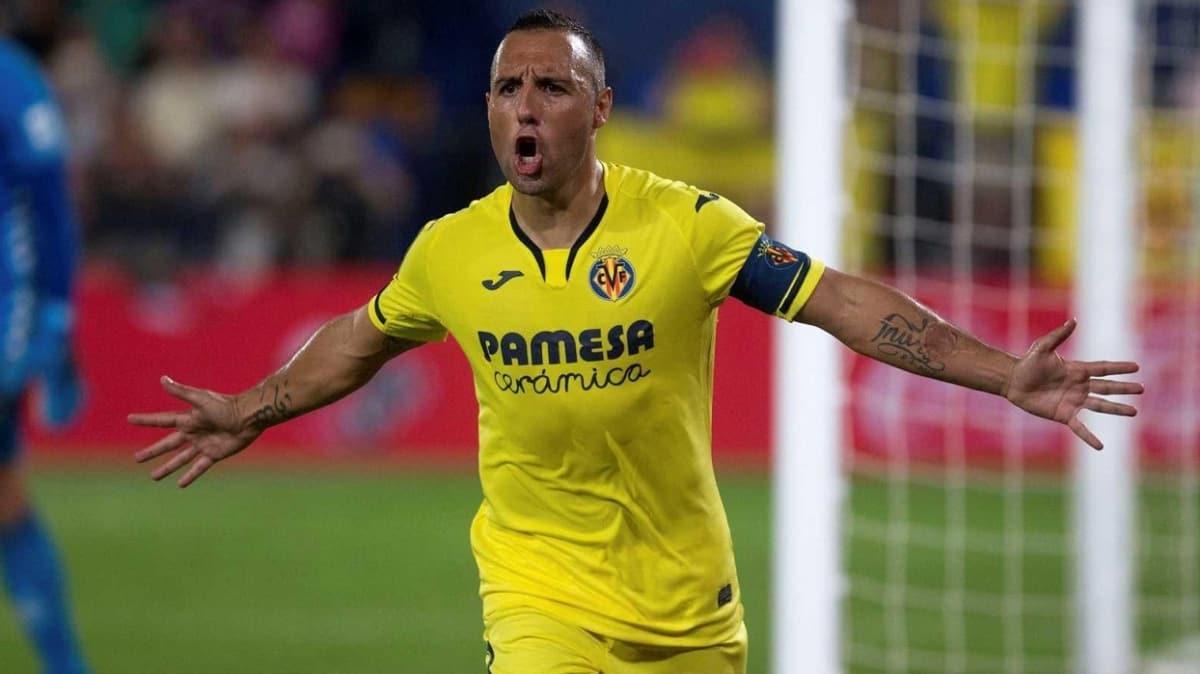 Santi Cazorla, El Sadd'a transfer oldu