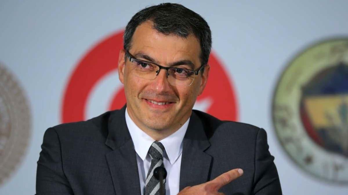 Toulouse'un yeni başkanı Damien Comolli oldu
