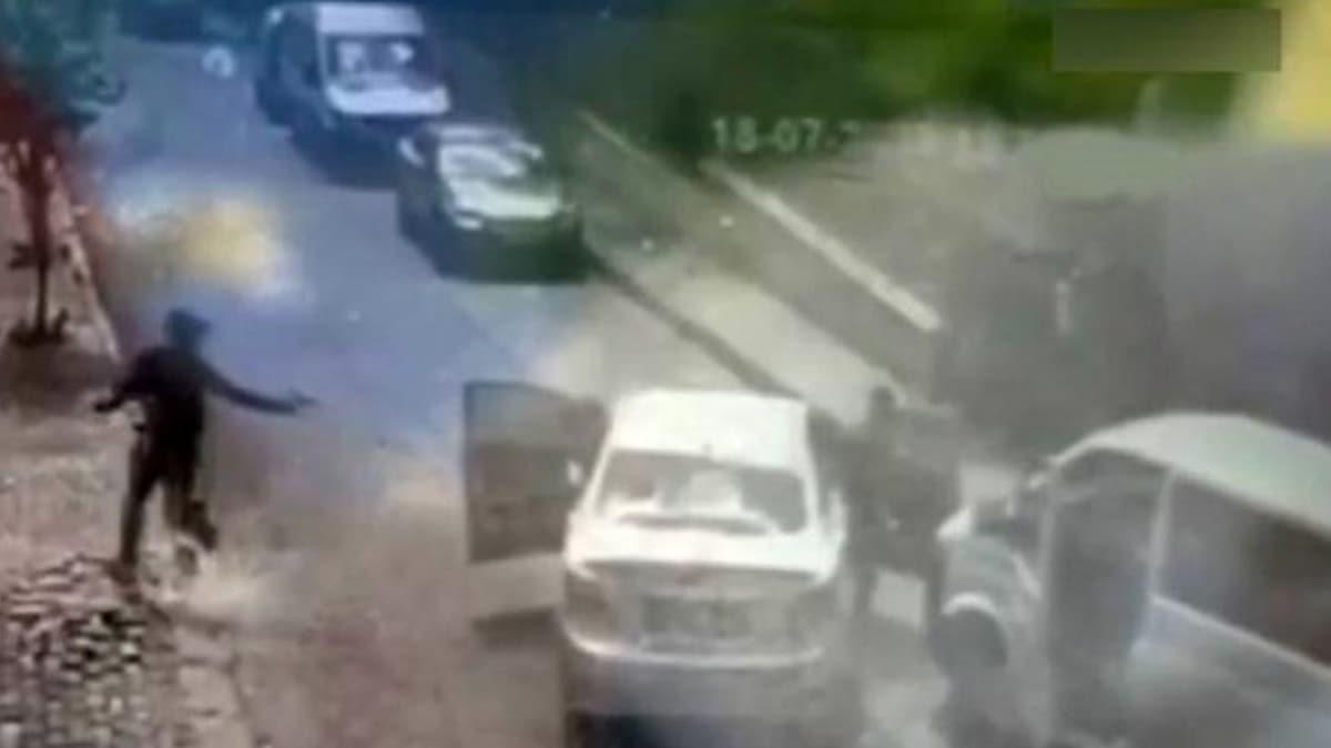 Bağcılar'da polisi şehit eden saldırganlar adliyede