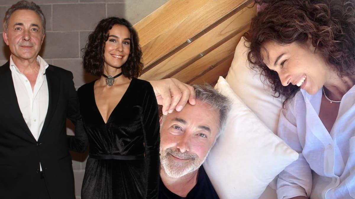 Arzum Onan ve Mehmet Aslantuğ'un 26 yıllık büyük aşkı: Yüreği güzel sevgili...
