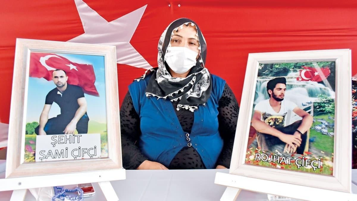 'PKK bir oğlumu götürdü, diğer oğlumu öldürdü'