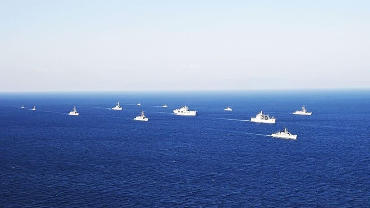 9 ülkeden Karadeniz'de gövde gösterisi... Aralarında Türkiye de var