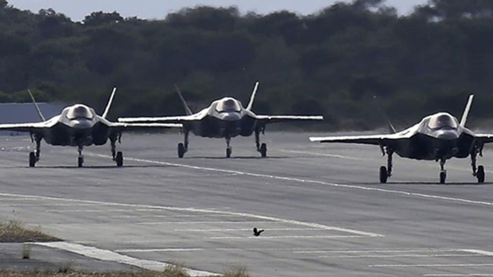 ABD, Türkiye için üretilen 8 F-35A Lightning II uçağını satın alıyor