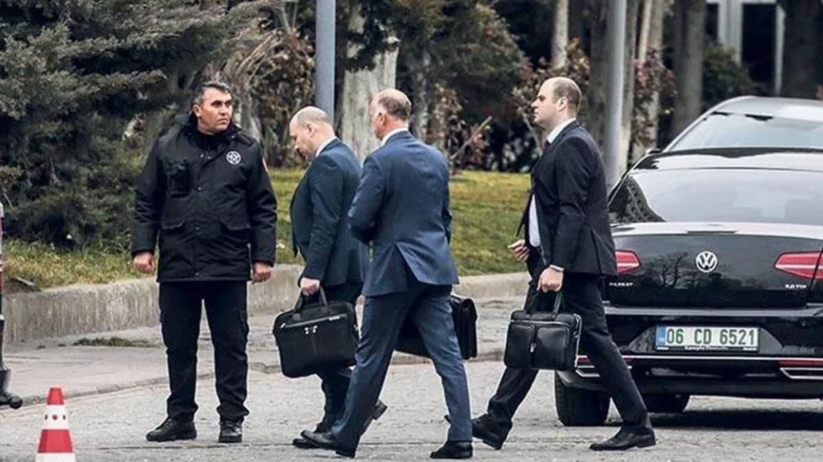 Rus heyet Ankara'ya geliyor: Bu kez masada Sirte krizi var