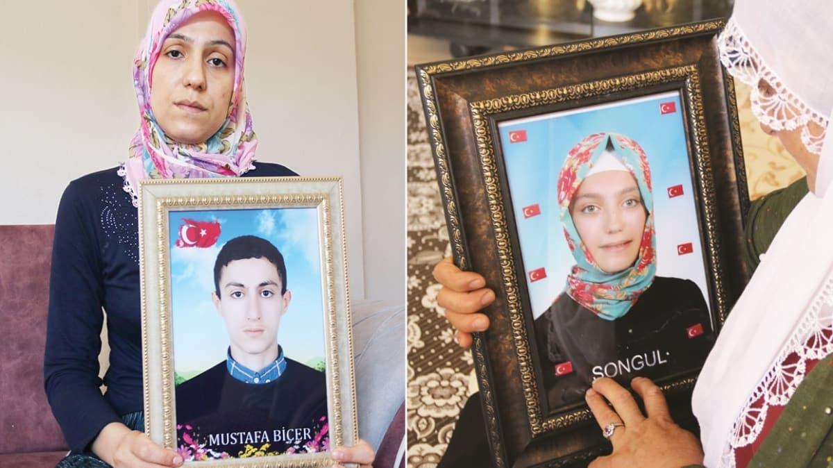 Diyarbakır annelerinin gözü kulağı evlatlarında