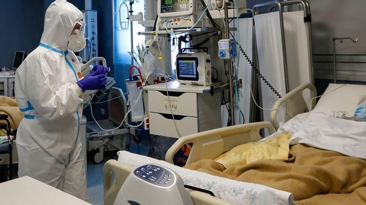 İtalya'da koronavirüsten ölenlerin sayısı 35 bin 73'e yükseldi
