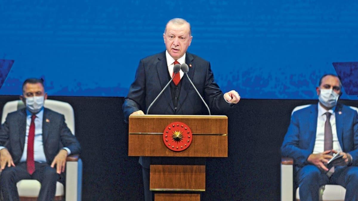 Başkan Erdoğan: Krizlere karşı etkin refleks kazandık