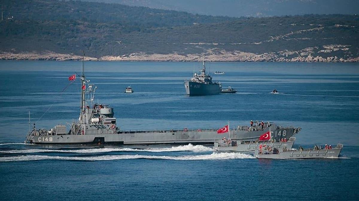 Türkiye'nin NAVTEX hamlesi Atina'nın Ege'deki hedeflerini ifşa etti