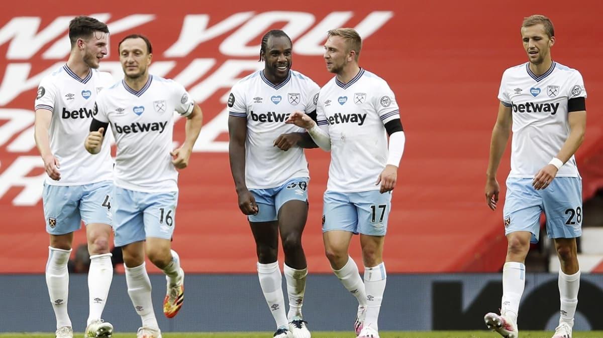 West Ham United, Premier Lig'de kalmayı garantiledi