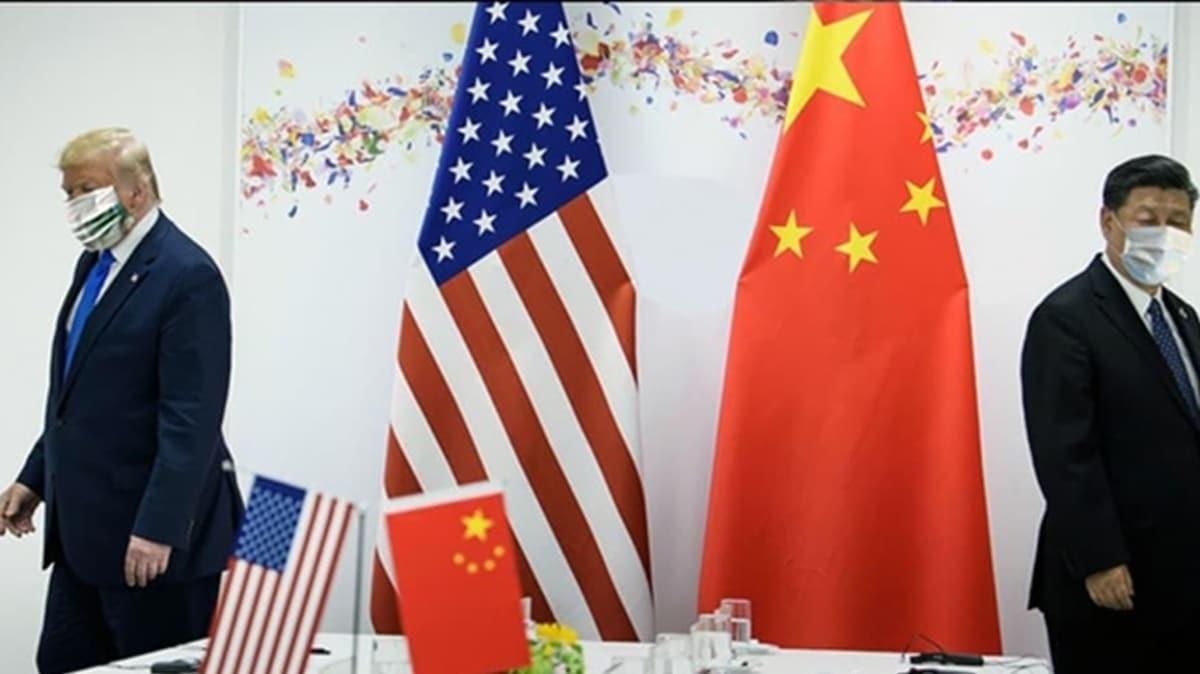 ABD, Çin'in Houston kentindeki başkonsolosluğunu 72 saat içerisinde boşaltmasını istedi