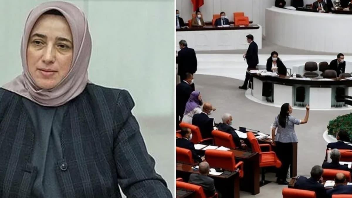 AK Partili Zengin, HDP'lilerin yüzüne vurdu: Susarsınız, hicap edersiniz