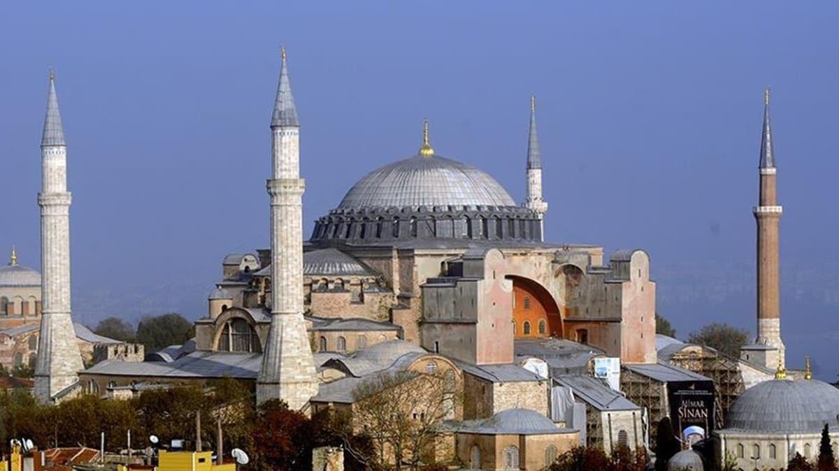 Türkiye'nin Ayasofya kararını hazmedemediler... Yunanistan'dan yeni girişim