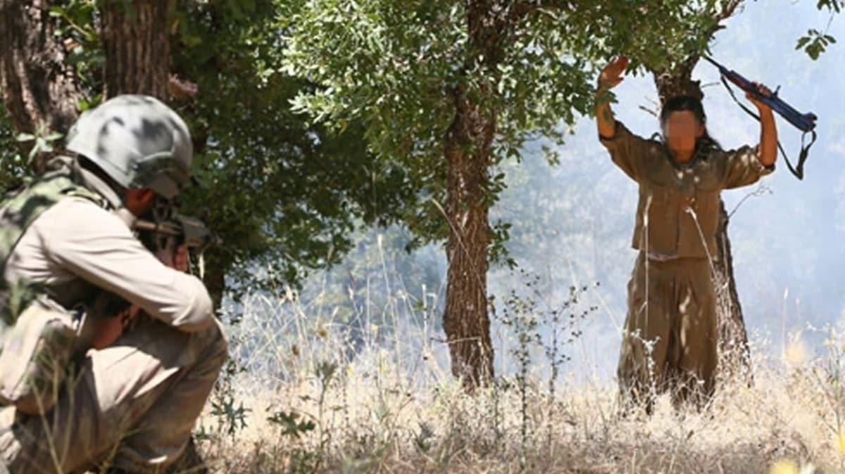 Terör örgütünde çözülme devam ediyor! 2 terörist Şanlıurfa'da teslim oldu