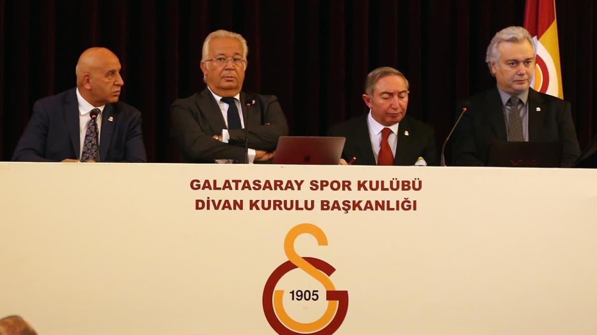 Galatasaray'da olağan divan kurulu toplantısı 25 Temmuz'da