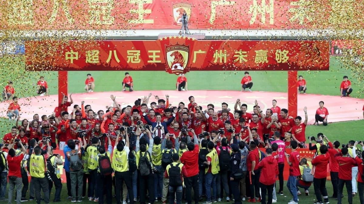 Çin Süper Ligi'ndeki tüm futbolcuların koronavirüs testleri negatif