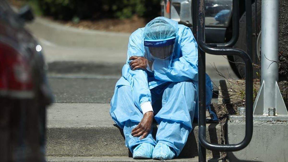 ABD'de Kovid-19 salgınında ölenlerin sayısı 145 bine yaklaştı
