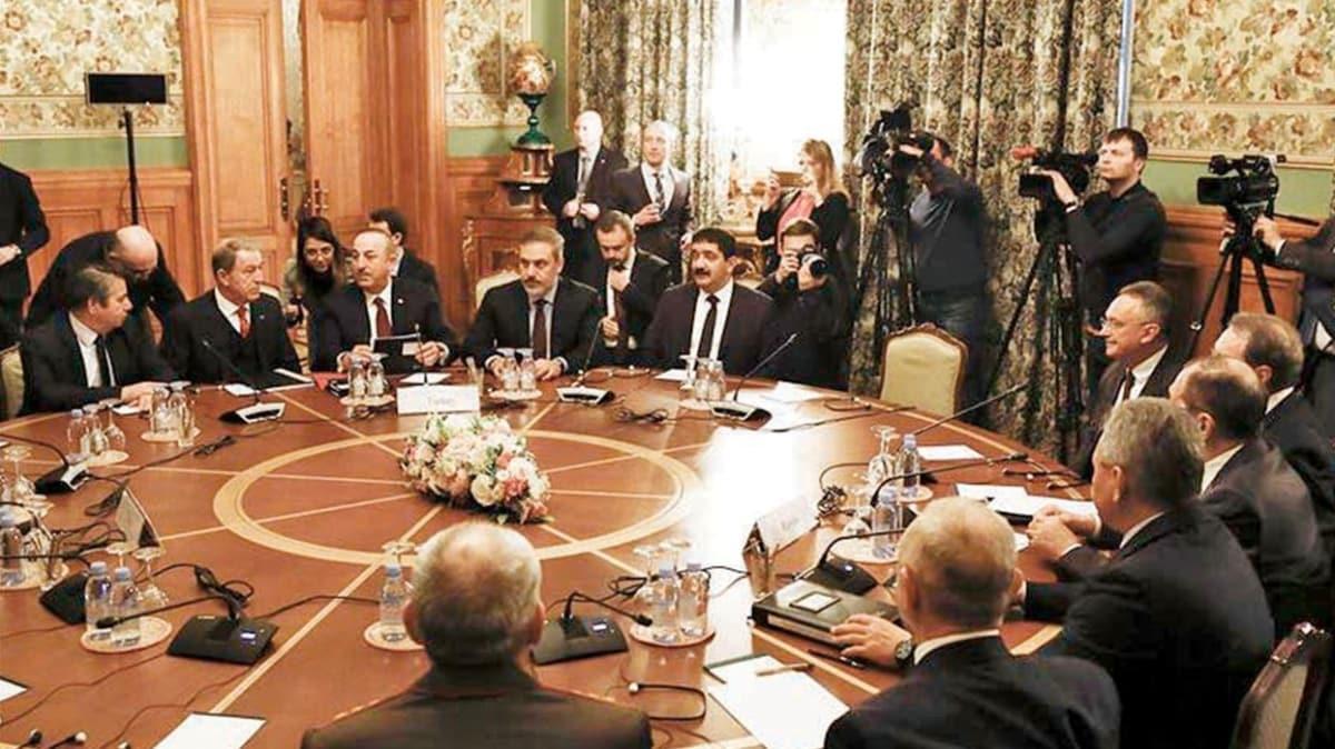Libya için diplomasi atağı