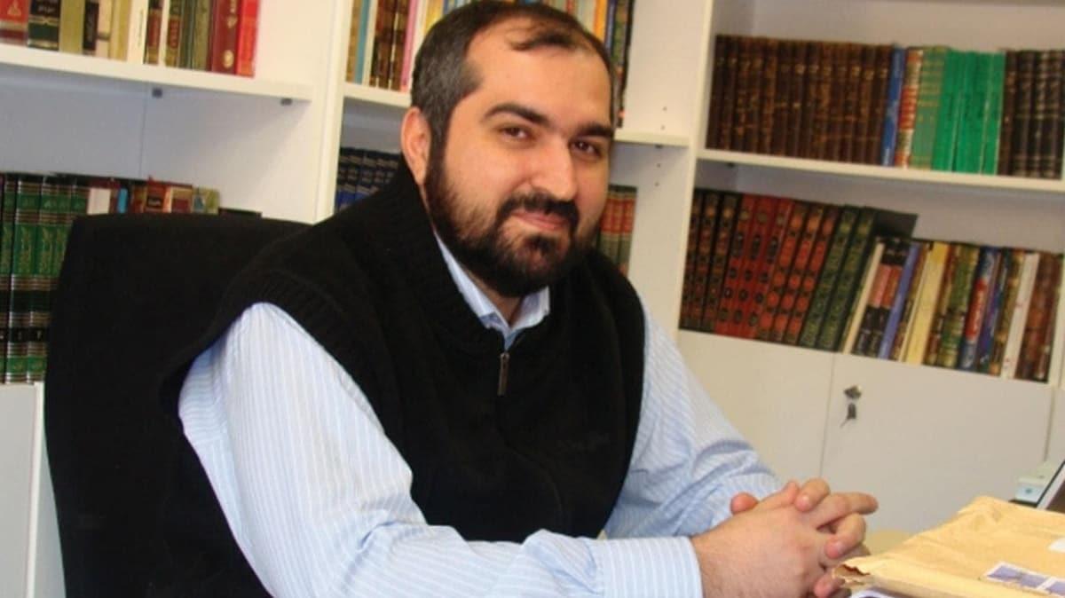 Ayasofya Camii'nin yeni imamı Prof. Dr. Boynukalın ilk duygularını 24 TV'ye anlattı