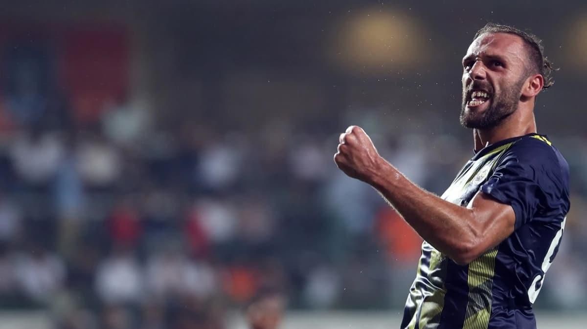 Slaven Bilic'e Premier League hediyesi Vedat Muriqi