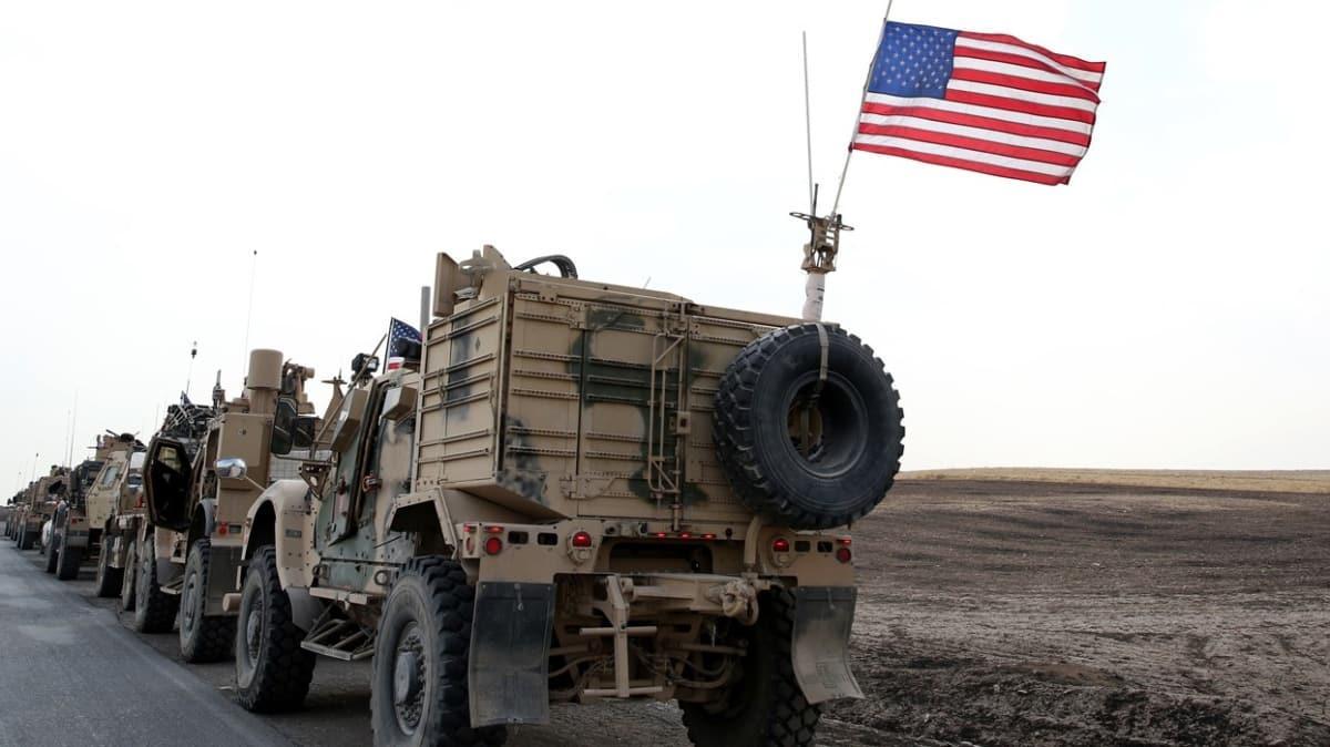 Pentagon duyurdu: Suriye'de bir ABD askerinin öldü