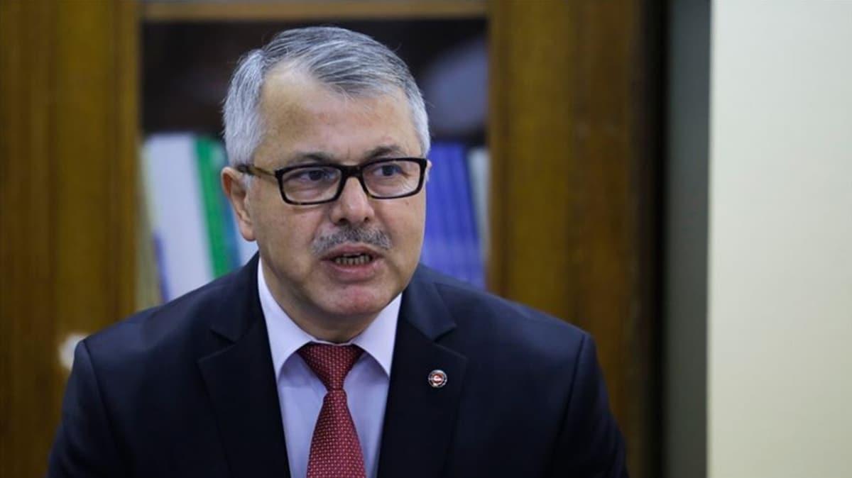 TTK Başkanlığı'na Prof. Dr. Birol Çetin atandı