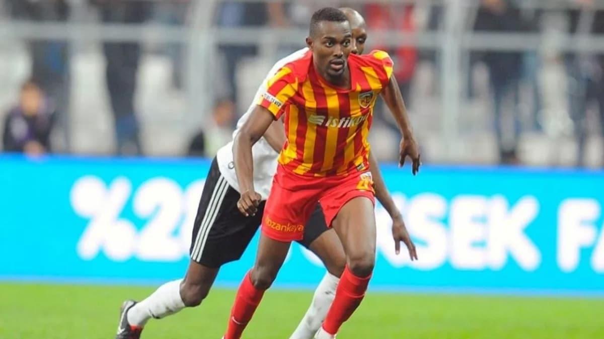 Galatasaray, Bernard Mensah için Kayserispor'a resmi teklifini iletti