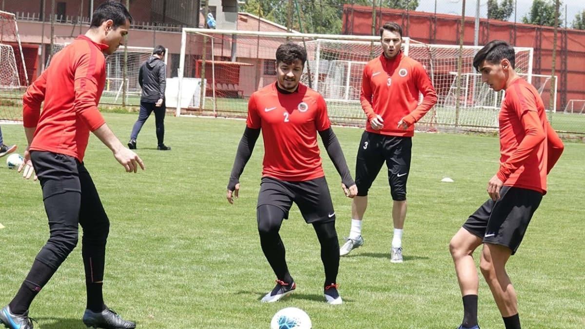 Gençlerbirliği, Beşiktaş maçı hazırlıklarını sürdürdü