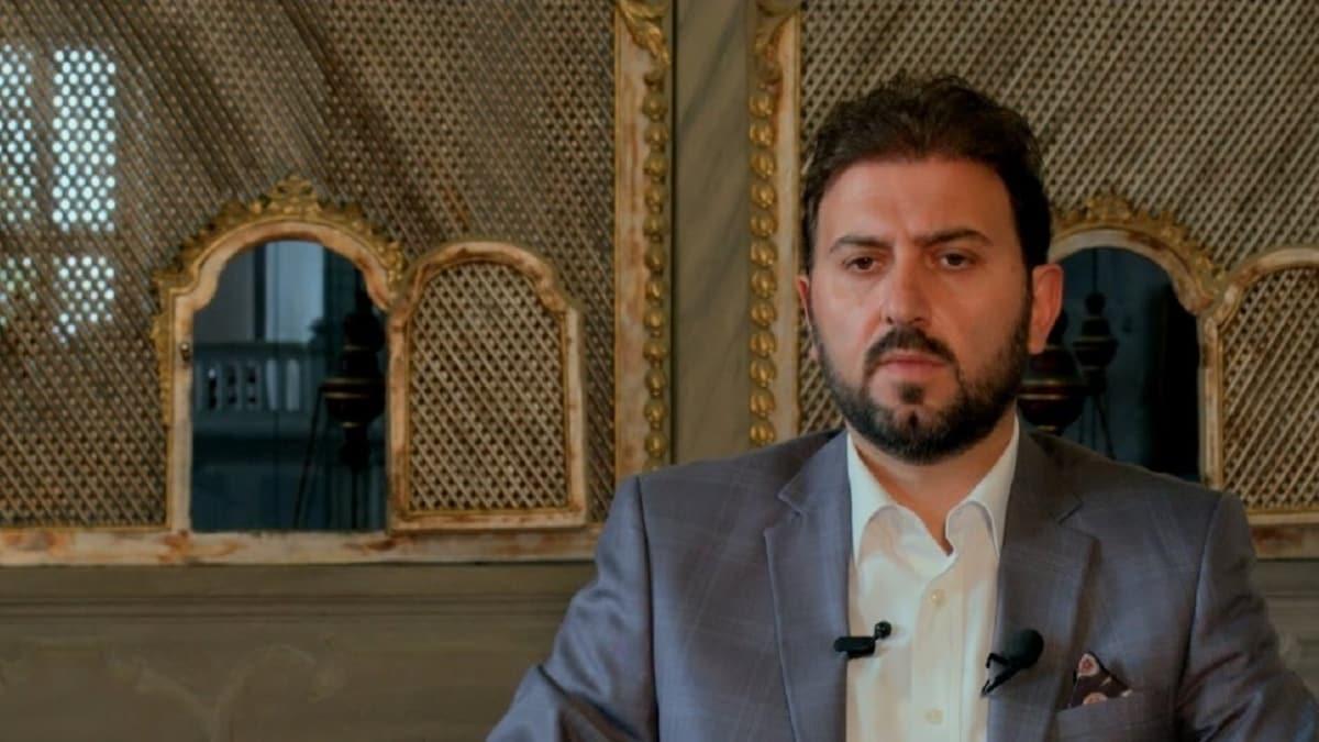 """Bünyamin Topçuoğlu kaç yaşında ve nereli""""  Ayasofya cami imamı Bünyamin Topçuoğlu kimdir"""""""
