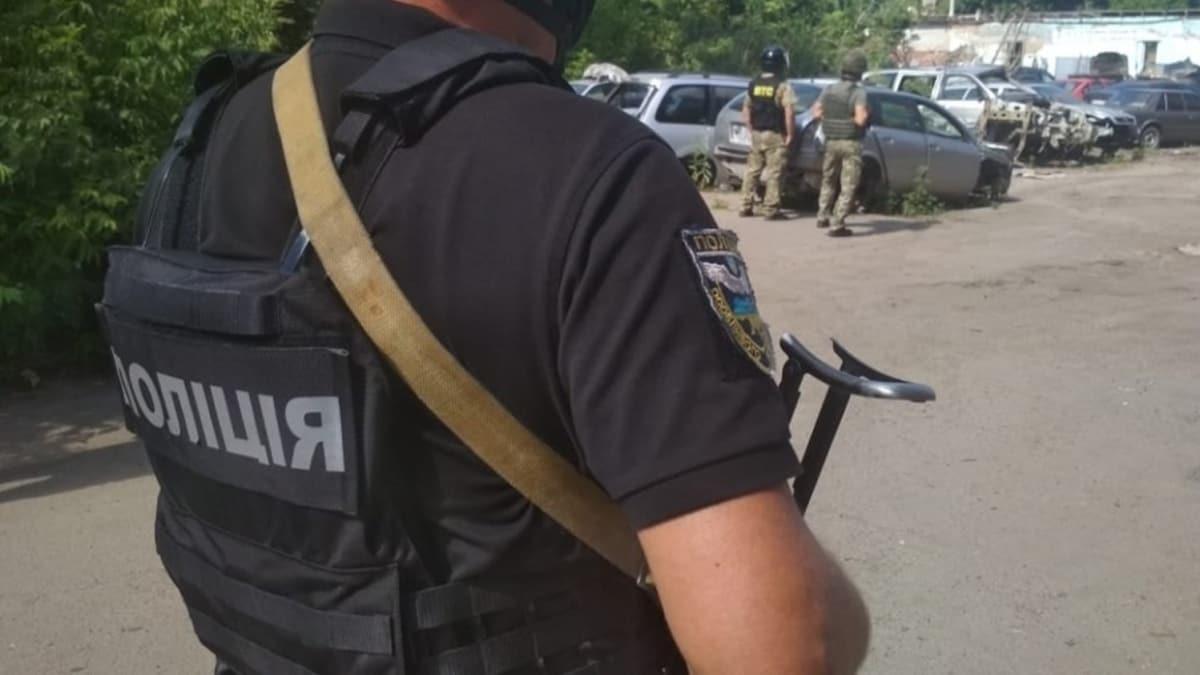Ukrayna'da bir rehine krizi daha! Polisi rehin aldılar