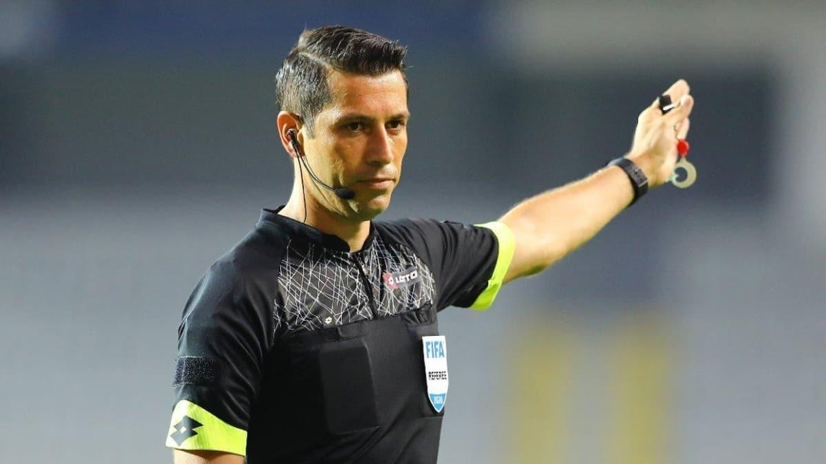 Ziraat Türkiye Kupası finalinde Ali Palabıyık düdük çalacak