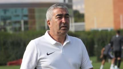 Gençlerbirliği, teknik direktör Samet Aybaba ile prensip anlaşmasına vardı
