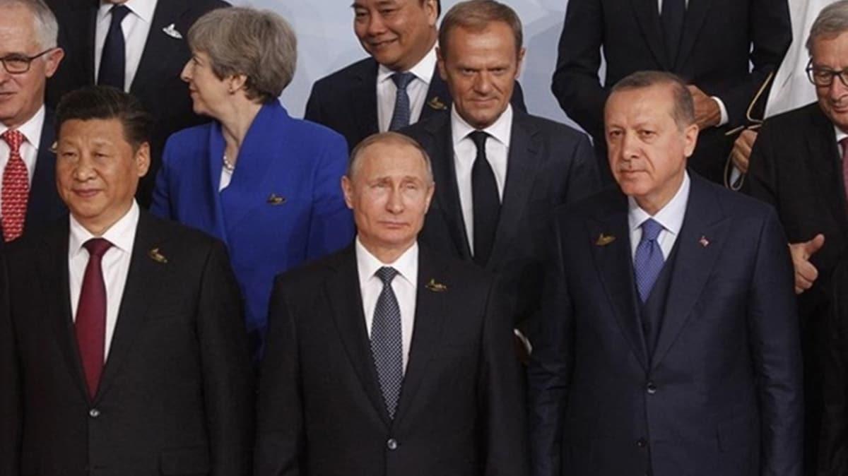 Trump'tan övgü: Erdoğan, Putin ve Şi keskin zekalı