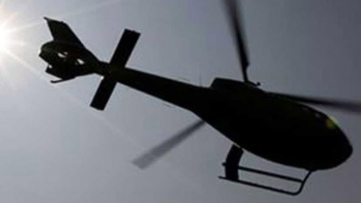 Filipinler'de askeri helikopter düştü: 4 ölü