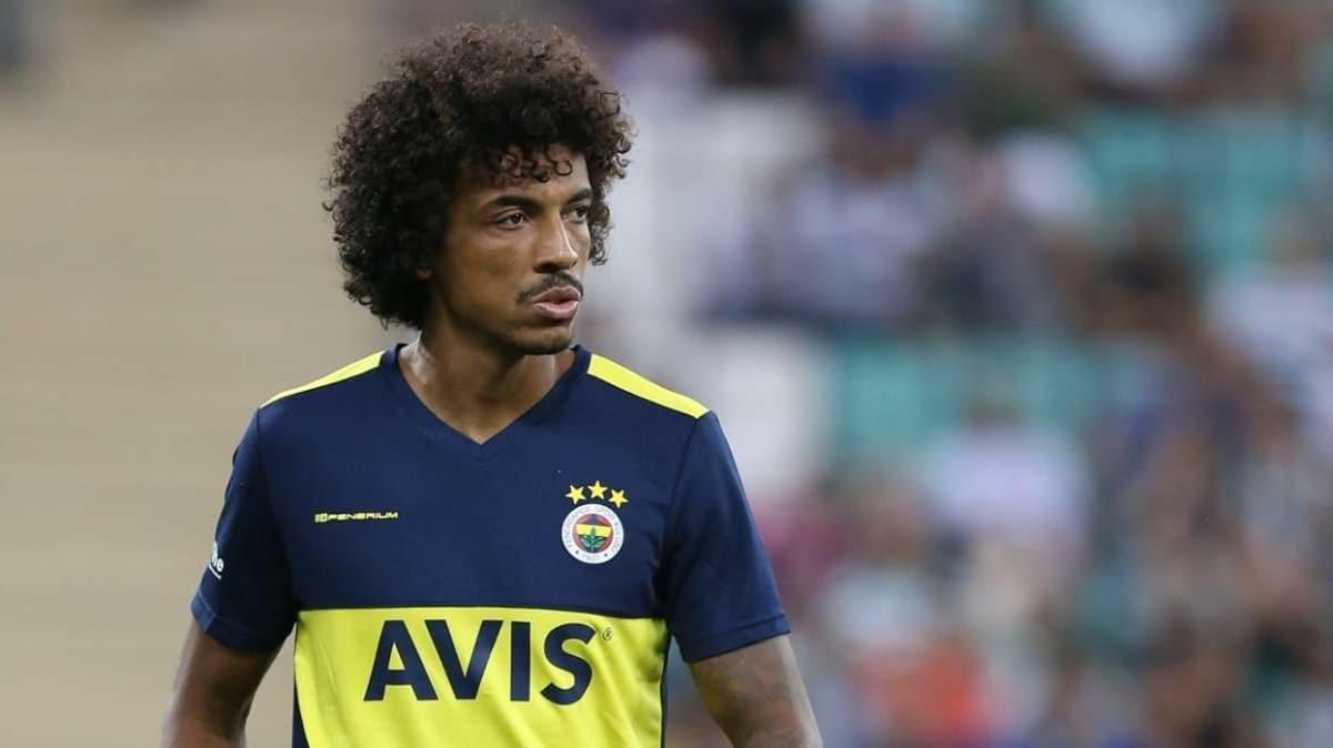 Lyon'un istediği Fenerbahçe'nin yıldızı Luiz Gustavo, Fransız ekibine sıcak bakıyor