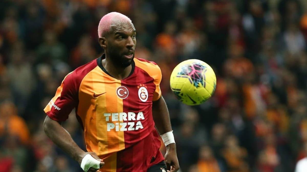 Ryan Babel gelecek sezon Galatasaray'da kalacağını açıkladı