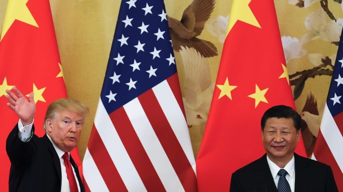 ABD Houston kentindeki Çin başkonsolosluğunun kapatılması için 72 saat süre vermişti... Çin'den misilleme