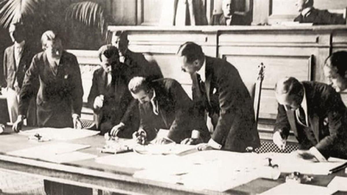 """Lozan Antlaşması nedir, maddeleri nelerdir"""" Lozan Antlaşması 97 yaşında!"""