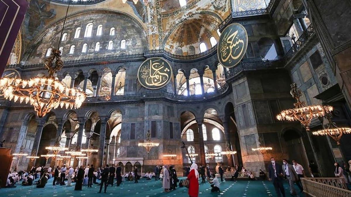 İran basını Ayasofya Camii'nin açılışını böyle gördü: Yüzyılın en önemli olaylarından biri